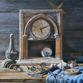 ClockWorks By John Gamache