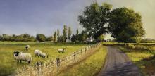 John Gamache Artwork pasture gamaches en vexin, 2019