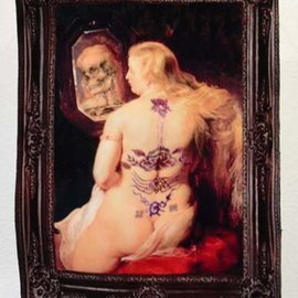 Venus De Morte, Jessica Goldfinch