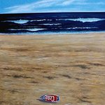 Seascape With Coke, James Gwynne