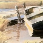 Docs Old Rowboat By Don Bradford