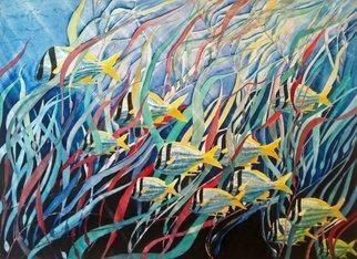 Artist: Don Bradford - Title: Tennessee Aquarium Fantasy - Medium: Watercolor - Year: 2002
