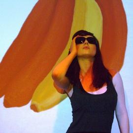 Angela Burnt Orange Bananas