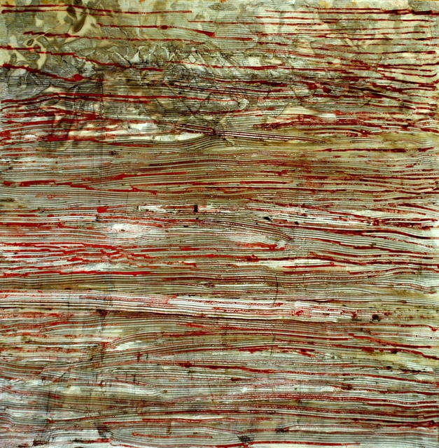 Jim Lively  'Arteries', created in 2013, Original Photography Color.