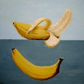 Jim Lively Artwork Bananas Split, 2011