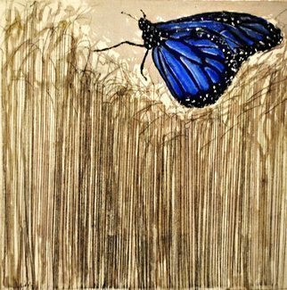 Other by Jim Lively titled: Blue Epiphany, 2014