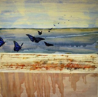 Jim Lively Artwork Butterfly Effect, 2014 Butterfly Effect, Landscape