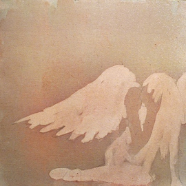 Jim Lively Artwork Fallen Angel, 2014 Other, Abstract Figurative