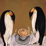 Fallen Cappuccino By Jim Lively