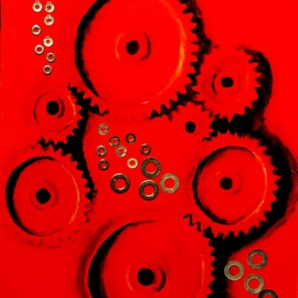 Gears and Washers