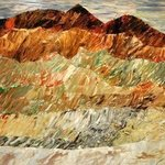 Merlot Mountain Range By Jim Lively