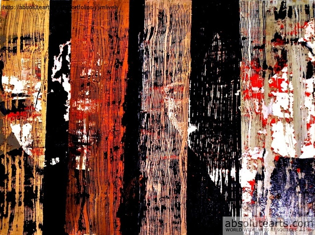 Jim Lively  'Metallic Abstract ', created in 2013, Original Photography Color.
