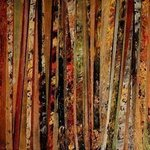 Metallic Abstract One, Jim Lively