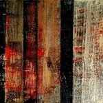 Metallic Abstract Three, Jim Lively