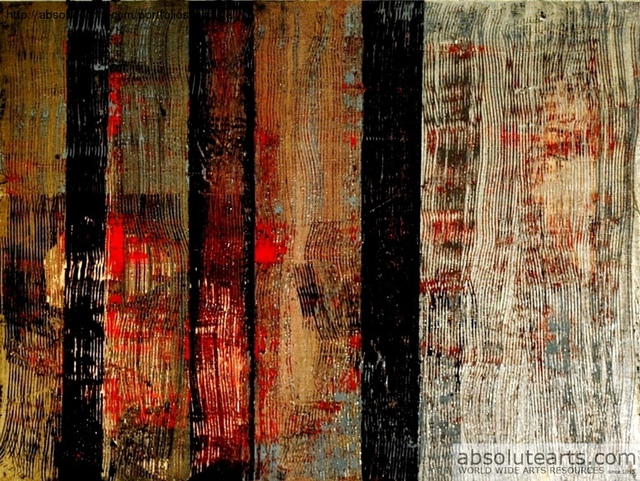 Jim Lively  'Metallic Abstract Three', created in 2013, Original Photography Color.