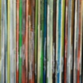 Record Album Collection  By Jim Lively