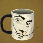 Surreal Coffee Mug, Jim Lively