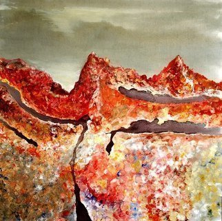 Jim Lively Artwork Upper Wine Country, 2014 Other, Abstract Landscape