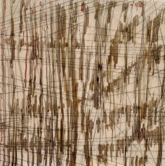 Jim Lively Artwork Wine Grid One, 2013 Wine Grid One, Abstract