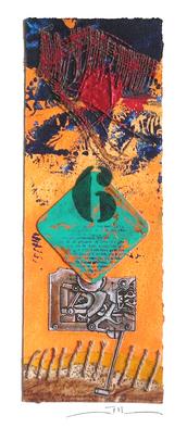 Jean-luc Lacroix Artwork Carre 6, 2014 Carre 6, Other