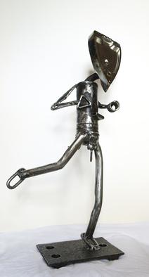Jean-luc Lacroix Artwork Le repasseur, 2012 Le repasseur, Humor