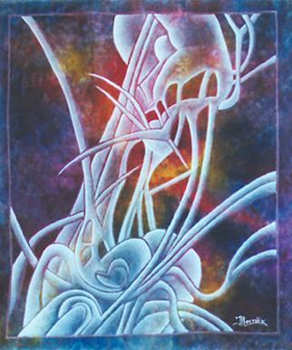Jean-luc Lacroix Artwork SOUCHE G, 1998 SOUCHE G, Abstract