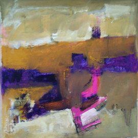 John Lynch Artwork untitled, 2002 Acrylic Painting, Abstract