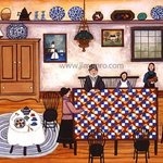 Cape Cod Quilters By Janet Munro
