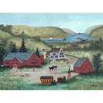 Farm on the Hudson By Janet Munro