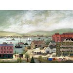 North Bay Harbor By Janet Munro