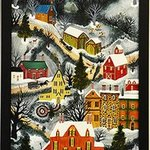 Winter in New England By Janet Munro