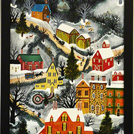 Winter In New England, Janet Munro
