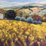 chianti trail no 4 By John Maurer