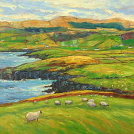 one day on dingle  By John Maurer