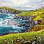slea head dingle peninsula By John Maurer
