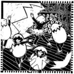 Ballet of the Unhatched Chicks By Joan Colbert