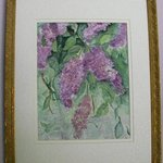 Lilacs in Bloom By Joanna Batherson