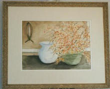 - artwork Monhegan_Morn-1048643342.jpg - 2003, Watercolor, Still Life