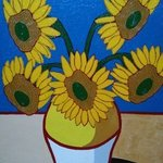 sunflowers By Fernando Javier  Cantera