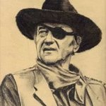 John Wayne By Jodie Hammonds