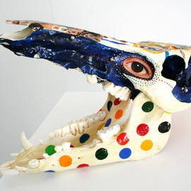 John Kenny: 'john kenny, all life is one', 2008 Mixed Media Sculpture, Abstract Figurative. Artist Description: