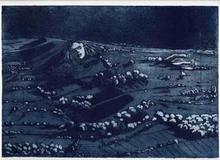 - artwork Dream_of_Landlady-1133005988.jpg - 2005, Printmaking Etching, Figurative