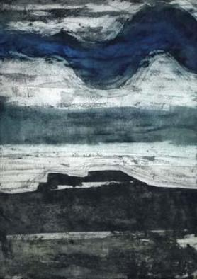 John Booth Artwork Landscape 2, 2005 Etching, Landscape