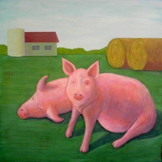 John Cielukowski Artwork Pigs, 2010 , Other