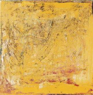 John Mccarthy Artwork Amber Gris, 2009 Oil Painting, Abstract