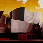 Disney Concert Hall By Juan Carlos Vizcarra
