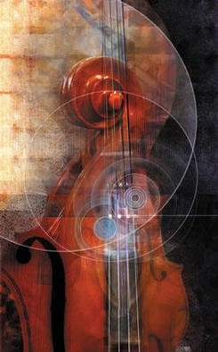 Undefined Medium by John Peter Glover titled: Composition for Strings, 2003