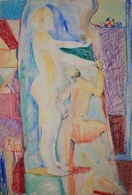 John Powell Artwork Ooooh My, 2011 Giclee, Nudes