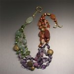 Tropical Garden Necklace, John Brana