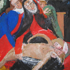 Lamentation on the death of a small Christ